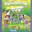 """Book A & P Coloring Book """"Join The Enviroteam"""" Project Earth '96-Kids Recycling"""