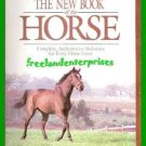 Book Horse The New Book of the Horse by Sarah Haw 1993 VGC
