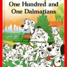 Book Walt Disneys One Hundred and One Dalmatians 1989 HC VGC