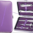 Nail Foot Works Pedicure Kit 2-Clippers-Scissors-Small Nail File-Cuticle Pusher