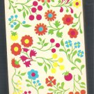 """Collectible Playing Cards Spring """"Flower"""" Cards Unopened Trump Made in U.S.A."""
