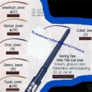 Make Up FEELING FINE Ultra Thin Eye Liner Sienna Jewel (Quantity of One)