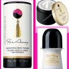 Women's Fragrance Set FAR AWAY ~NEW~ (Quantity of 1 Set-Talc, Roll On, Softener)