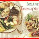 Book Bon Appetit Tastes Of The World Paperback Cookbook (1996)