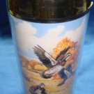 VTG Ross B Young Chukar Hunting Scene Thermal Thermo-Serv Drink Cup ~USA~