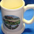 VTG Grandfather Mountain, North Carolina Ceramic Large Beer Mug/Stein USA