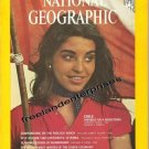 Book National Geographic Magazine 1973 October ~ Vol 144, No 4 ~ VGC