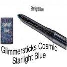 Make Up Glimmersticks Cosmic Eye Liner Retractable ~Color Starlight Blue ~NEW~