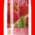 NATURALS Strawberry & Guava Conditioning Body Lotion 8.4 fl oz NEW