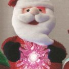 Christmas Decoration Light Up Pal ~ SANTA ~ NEW ~ Great for a Gift or Decoration