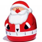 Christmas Santa Kitchen Timer ~ Santa Claus ~ NEW in Box ~Great for a Gift~2012