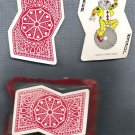 Collectible Playing Cards Crooked (Gently Used) Made Hong Kong Good for Swapping