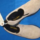 Womens Shoes Cabela's Women's Taupe Suede Mocs slip on loafers Size 8M ~ NEW ~