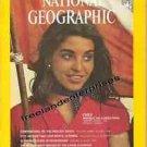 Book National Geographic Magazine 1973 (10) October ~ Vol 144, No 4 ~ VGC