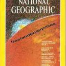 Book National Geographic Magazine 1980 (01) January ~ Vol 157, No 1 ~ VGC