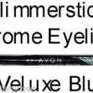 Make Up Glimmersticks Eye Liner Retractable CHROMES ~Color Veluxe Blue~ NEW