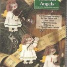 CRAFTS Needlecraft Shop Christmas Trimmings Musical Angels Kit #410023 974049