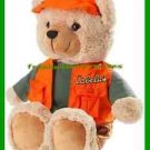 """Bear Cabela's Critters Hunting Plush Bear ~ Tag says """"A Kids Best Friend"""" ~ NEW"""