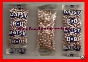 Hunting DAISY BB's Original Copper Color 3 PAKS VTG 1950/1960's