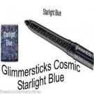 Make Up Glimmerstick Eye Liner Retractable Cosmic ~Color Starlight Blue ~NEW~