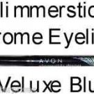 Make Up Glimmerstick Eye Liner Retractable CHROMES ~Color Veluxe Blue~ NEW