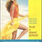 1987 Vintage Antique AVON Sales Catalog Book Brochure Campaign 10