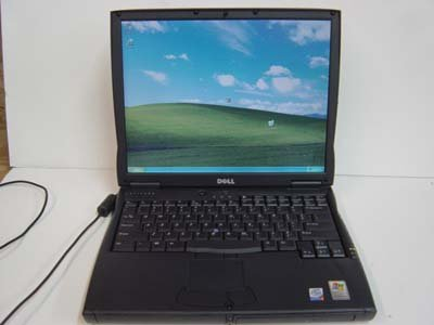 Dell Latitude C640 Laptop 2.0 Ghz 512 MB Ram