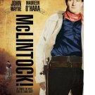 McLintock DVD with John Wayne BRAND NEW SEALED