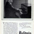 1925 Baldwin Piano Vintage Print Ad-Vladimir de Pachmann