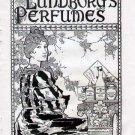 1895 Lundbor's Perfume Vintage Print Ad-Lovis Rhead Art