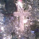 Cross Tree  Ornament