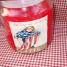14 oz Candle Americana Girl with Scentboosters (TM)