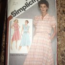 Vintage Simplicity pattern 9867 SZ 16 Uncut from 1980