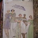 Vintage Butterick 5584 sz 14 Uncut 1970's