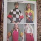 Simplicity Pattern 5380 Crochet Fashions 1972