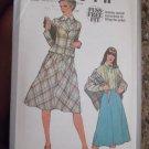 Vintage Simplicity Pattern 8441 Sz 14 1977