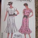 Vintage Simplicity pattern 8015 sz 00 12 14 16 18 Uncut