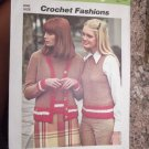 Simplicity Pattern 6546 Crochet Fashions 1974