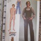 Vintage Simplicity 9432 Super Jiffy Mens Pattern Uncut