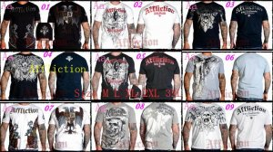 Affliction Men's Shirts
