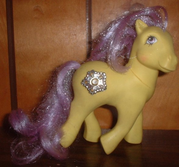 My Little Pony Princess Starburst - 1986 Princess Pony