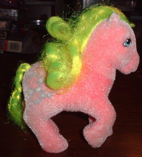 My Little Pony Shady - 1985 So Soft Pony