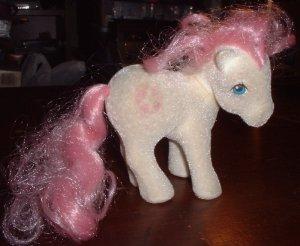 My Little Pony Sundance - 1985 So Soft Pony