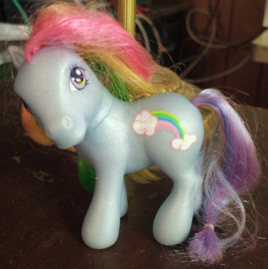 RP - My Little Pony Rainbow Dash 3 or 4 - 2005