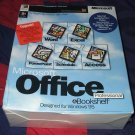 Microsoft Office 95 Professional Retail Upgrade Sealed