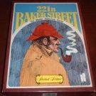 221B Baker Street - Sherlock Holmes Board Game - 1977