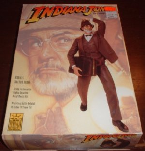 Indiana Jones Dr. Jones (Sean Connery) Vinyl Model Kit