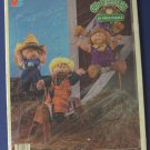 "Cabbage Patch Kids Frame Tray Puzzle - 25 Pieces - 1984 Vintage - 11 1/2"" x 14 3/4"""