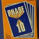 Phase 10 - Card Game - Fundex - 1986 Vintage - Complete