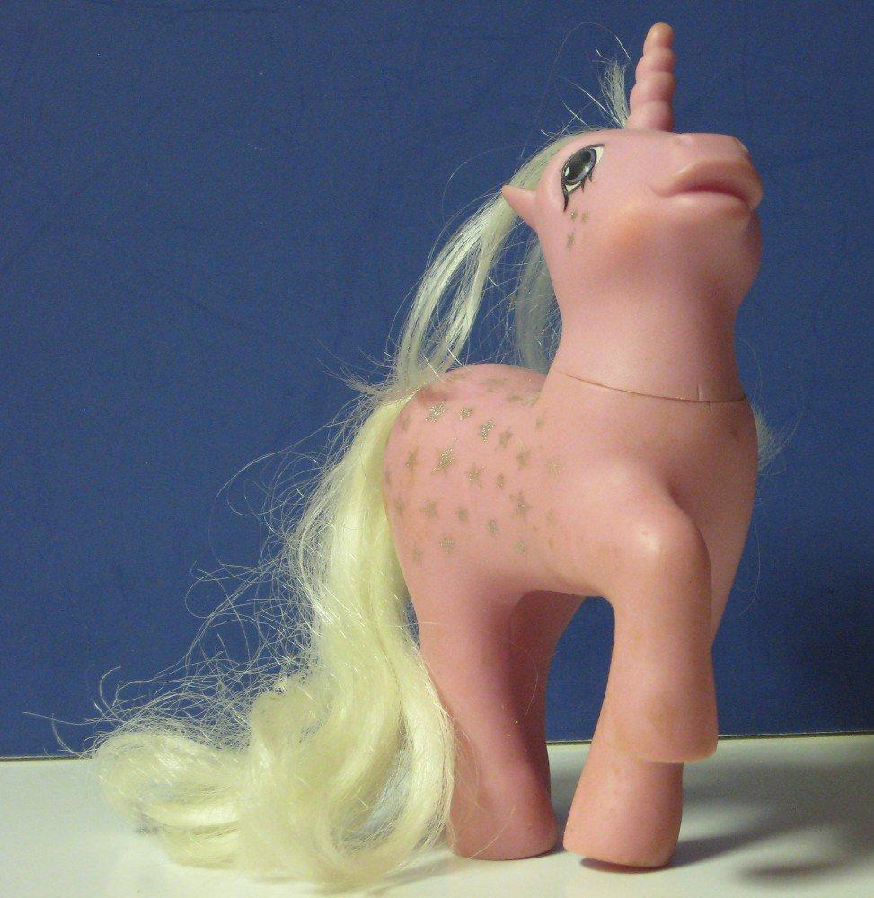 My Little Pony Milky Way - Twice as Fancy - 1986 Vintage